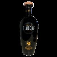 Whisky D ' Arche Blended Malt Whisky 5 ans d' âge Distillé et vieilli en Ecosse, affiné en France en fûts de  Sauternes