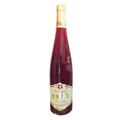 """Alsace Pinot Noir Rosé 2019 D. Metz Bleger """" Réserve Particulière """""""