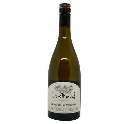 """IGP Pays d'Oc Dom Minval """" Chardonnay Viognier """" Premium 2020 CV"""
